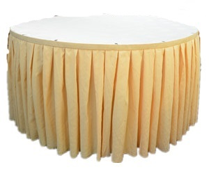 Skirting Only. Single Box Pleat Design Click Here For Prices